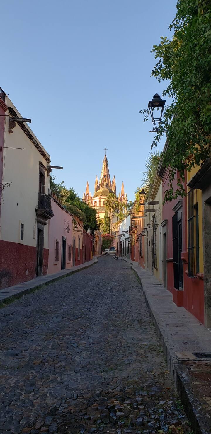 Recreo Loft - San Miguel de Allende GTO.