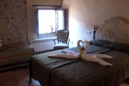 """""""El Bressol"""" de Can Pere Petit - Santa Pau - 公寓"""