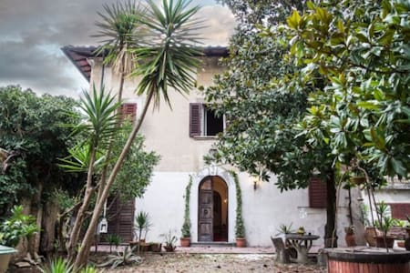 Villa Sant'Agata a Tuscany country house of '700.. - Santa Maria a Monte