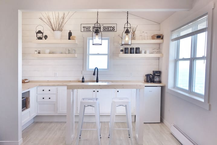 Kitchen with a lot of charm.