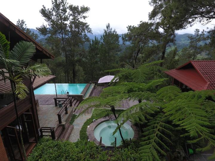 Jarabacoa Luxury Villa (El Territorio)