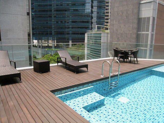 Great flat in Tanjong Pagar - Singapur - Apartament