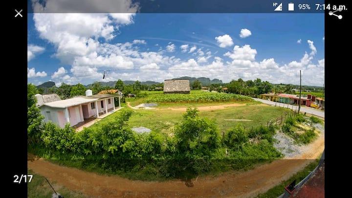 Villa Daniel y La Niña con Vistas al Valle con WIF