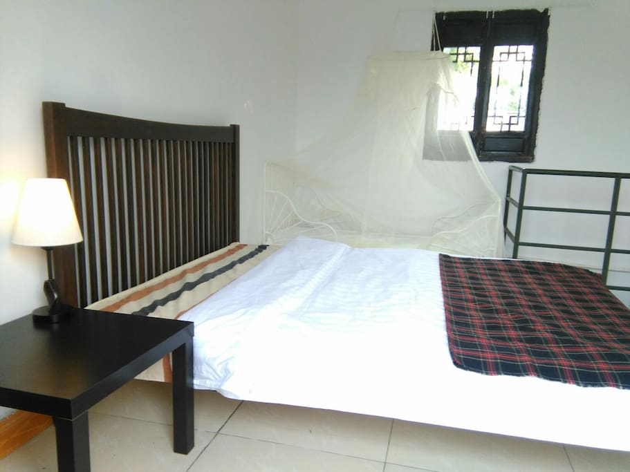 1.5米大床+宜家儿童床