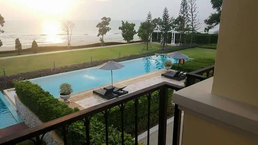 Panorama sea view Boulevard Tuscany - Tambon Hua Hin - Villa
