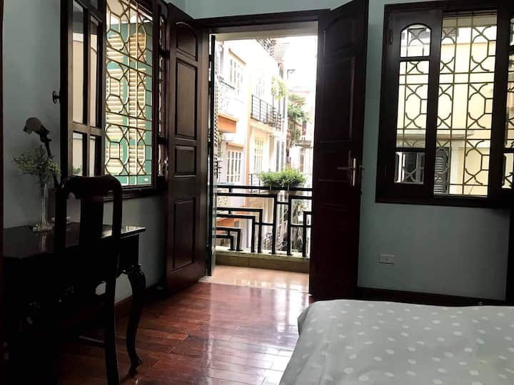 Cosy room in shared house in Tay Ho, Ha Noi