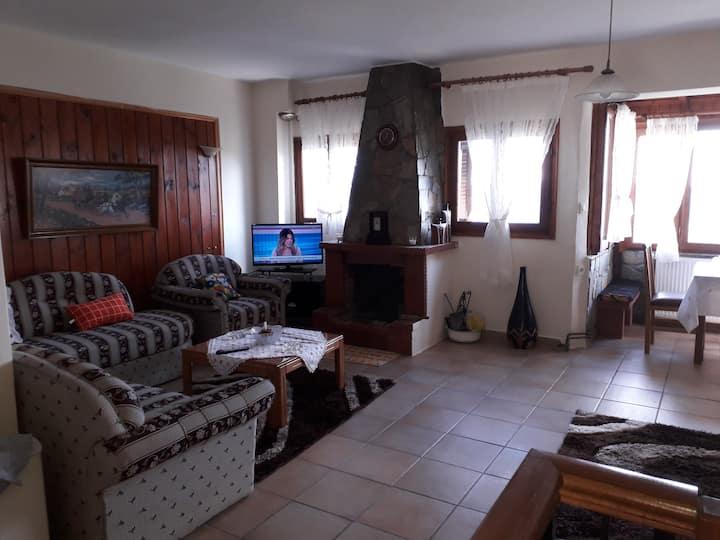 Σπίτι στο χωριό Ζιάκας/House in picturesque Ziakas