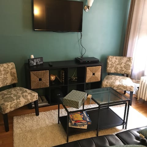 Charming 1 bedroom style loft - Atlanta - Lejlighed