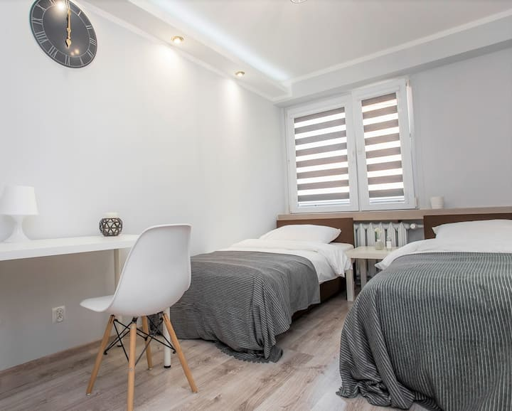 New City Rooms/Double room