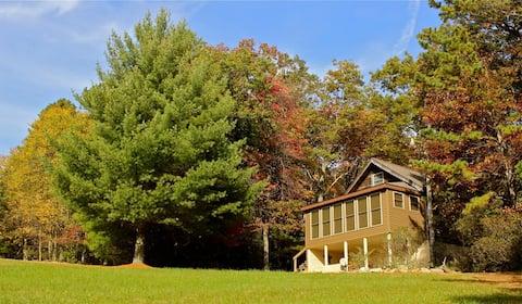 Blue Ridge Parkway Cabin Home