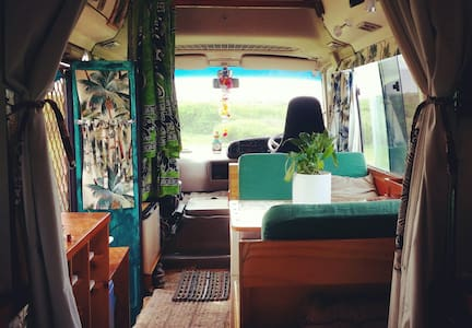 Hippie bus on the Beach! - Cronulla - Appartement