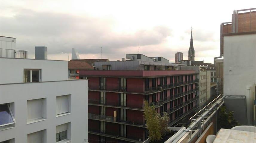 loft 96m2 a 5min a pied de BW - Basel