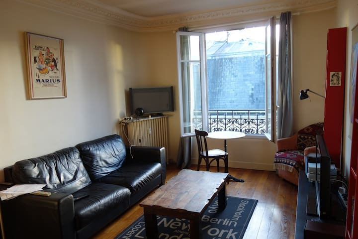 Apartment Paris 12e / nice view - Paris - Wohnung