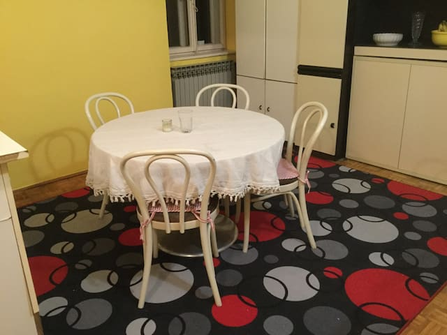 Cozy room in city centre - Zagreb - Appartement