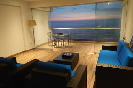 Beautiful New Ocean-Front Apartment - Punta Hermosa - 公寓