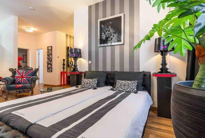 High Level Apartment mit Terrasse Luxury Residence