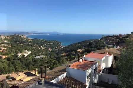 Perfecte locatie met spectaculair uitzicht