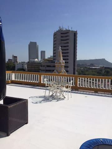 Espectacular Penthouse en Cartagena - Cartagena - Apartment