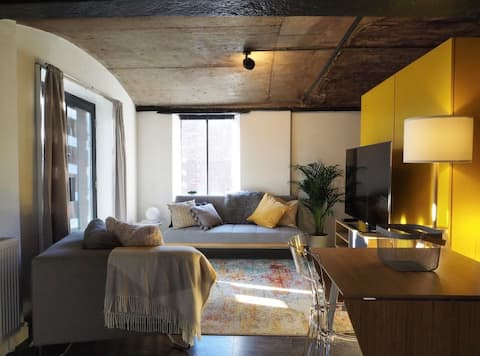 Unique, Cosy & Convenient Apartment in City Centre