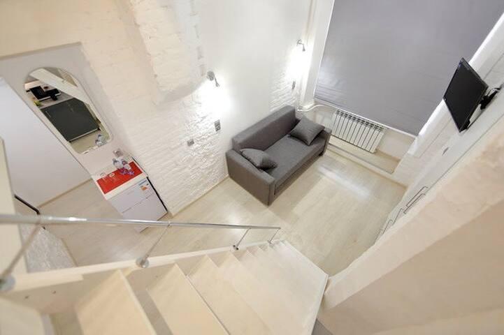 Апартаменты Pushk-inn Центр 2 мин.Невский проспект