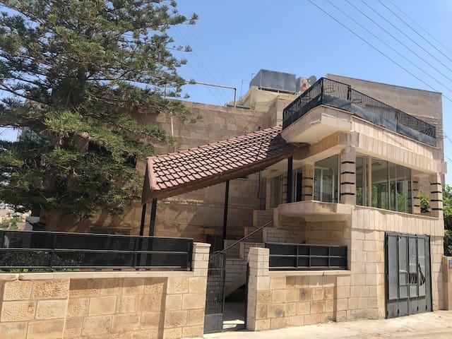 Hamati's Roof