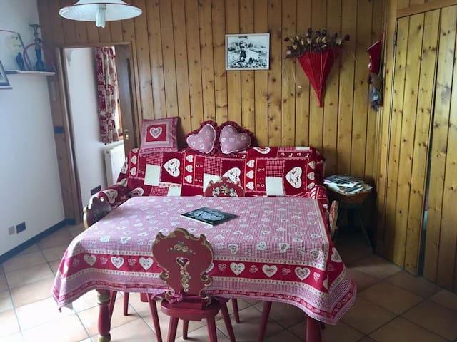 Appartamento sulle Dolomiti