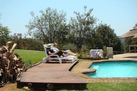 Mulberry Lane Suites and Africa Silks Farm - Graskop