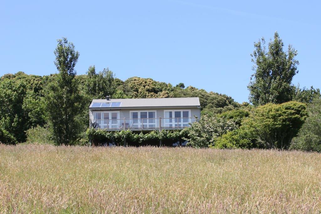 The cottage at white birch farm case in affitto a for Piani casa del sud del cottage