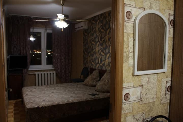 Уютная удобная квартира в центре Тирасполя, 9 этаж