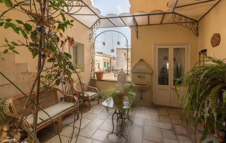 Villa della Lupa (stanza matrimoniale deluxe)