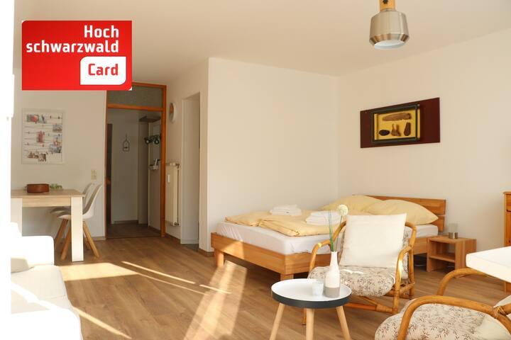 Ferienwohnung/App. für 5 Gäste mit 40m² in Feldberg (Schwarzwald) (94435)