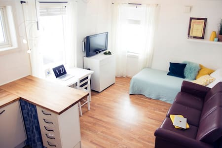 Cosy and light apartment - Wohnung