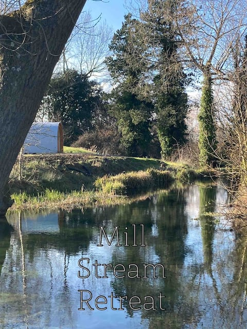 Otter Pod -Mill Stream Retreat - Relax with Nature
