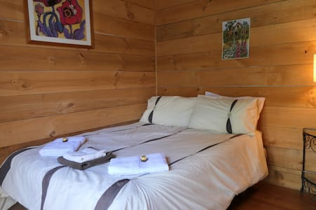 Timber Trail Centre (Matai Bedroom)