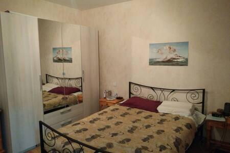 Chambre double Appart cœur de ville - Saint-Affrique