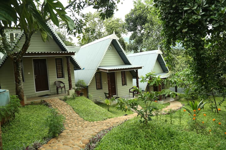 Gokulam Home Stay Natural Hut - 3