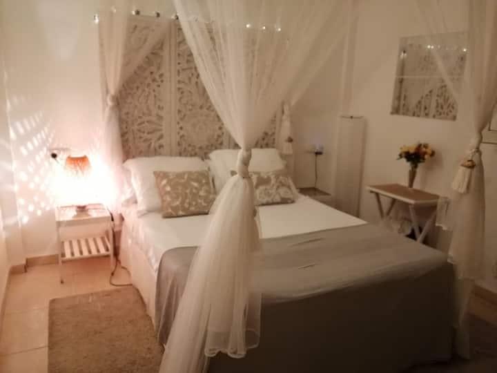 Encantadora habitación
