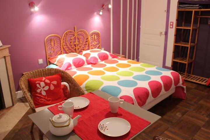 La BnB du Faubourg, chambre d'hôtes - Pithiviers - Bed & Breakfast