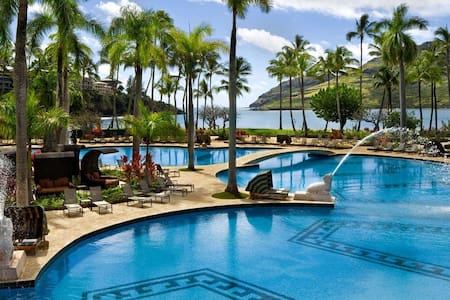 Marriot Vacation Club Time Share (1 Full Week) - Lihue