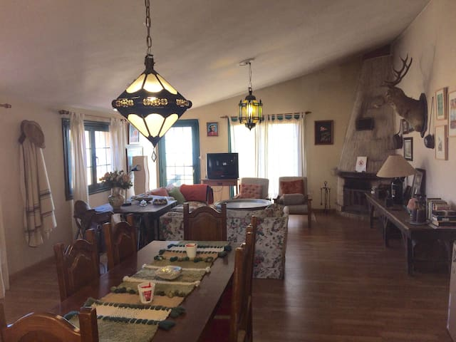 Casa Rural en Finca Ecologica - Vilaflor - Natuur/eco-lodge