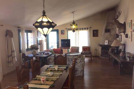 Casa Rural en Finca Ecologica - Vilaflor - Doğa içinde pansiyon
