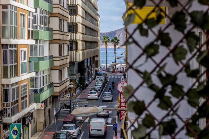 Shore View I Las Canteras by Canary365
