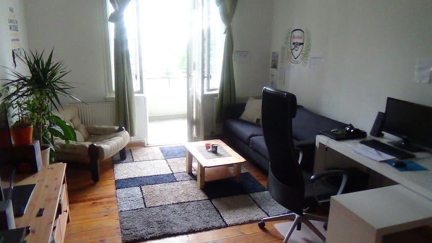 Well located flat(GER)+ high sleeper bed+flatmat3s