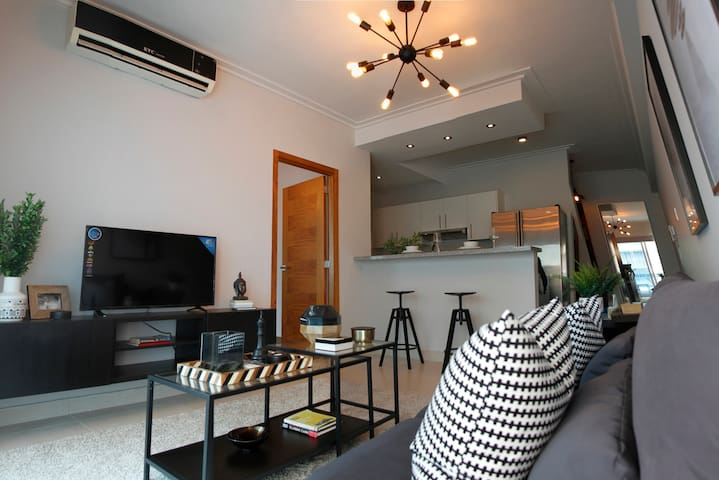 ★Beautiful Apt. in the heart of Santo Domingo★