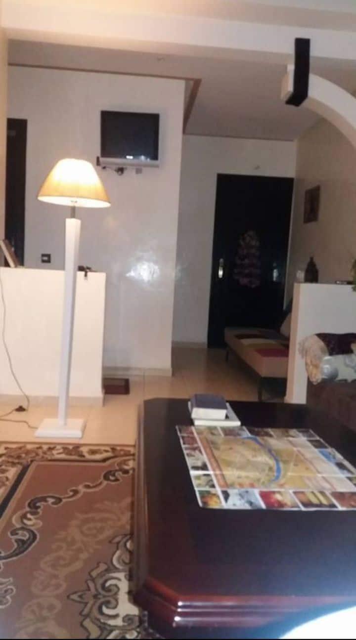 Appartement calme et propre sur ouarzazate