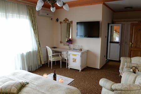 Pension Milexim Junior Suite Room