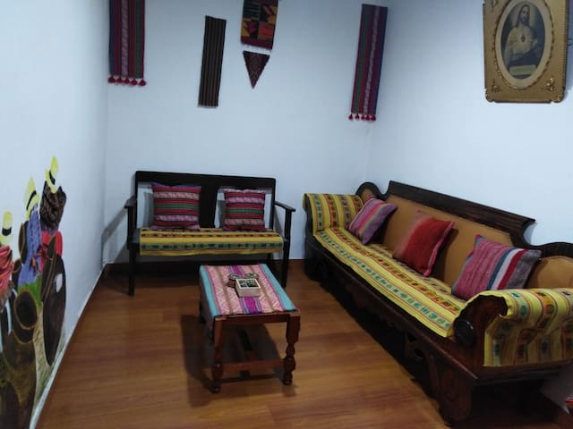 APARTMENT CERCA DE LA PLAZA DE ARMAS-CUSCO