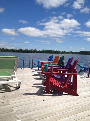 Shepard Lake - private lake paradise ! - Wiarton