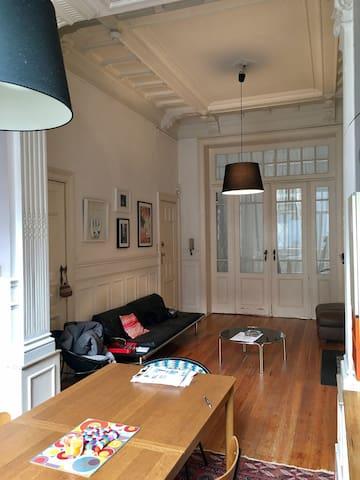 Very Nice Flat  Ixelles Brugman Tenbosch