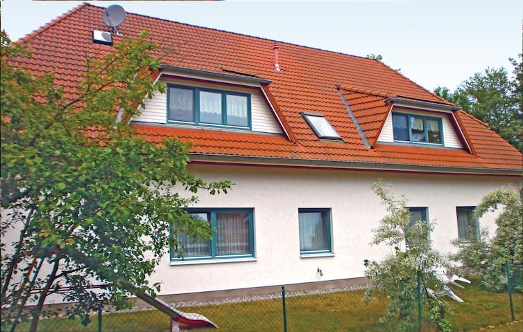Holiday apartment with 1 bedroom on 35m² in Prerow